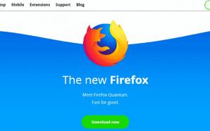 Firefox Center New