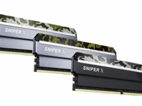GSkill DDR4 Sniper X