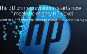HP 3D Printing