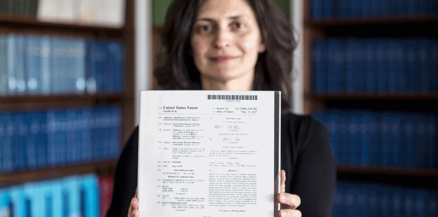 IBM Irina Rish AI Patent ibm - IBM Irina Rish AI Patent 900x445 - IBM registou 9043 patentes nos Estados Unidos em 2017
