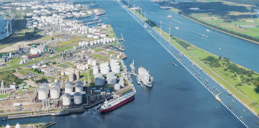 IBM Port of Rotterdam