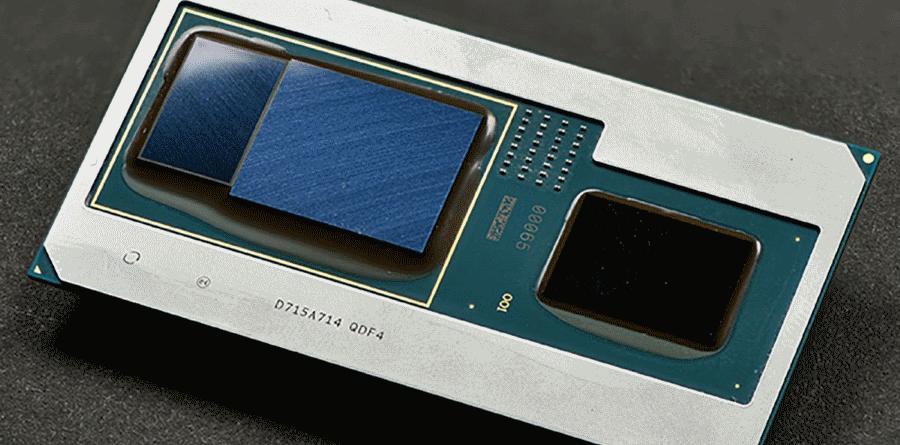 Intel Core AMD Radeon Vega M