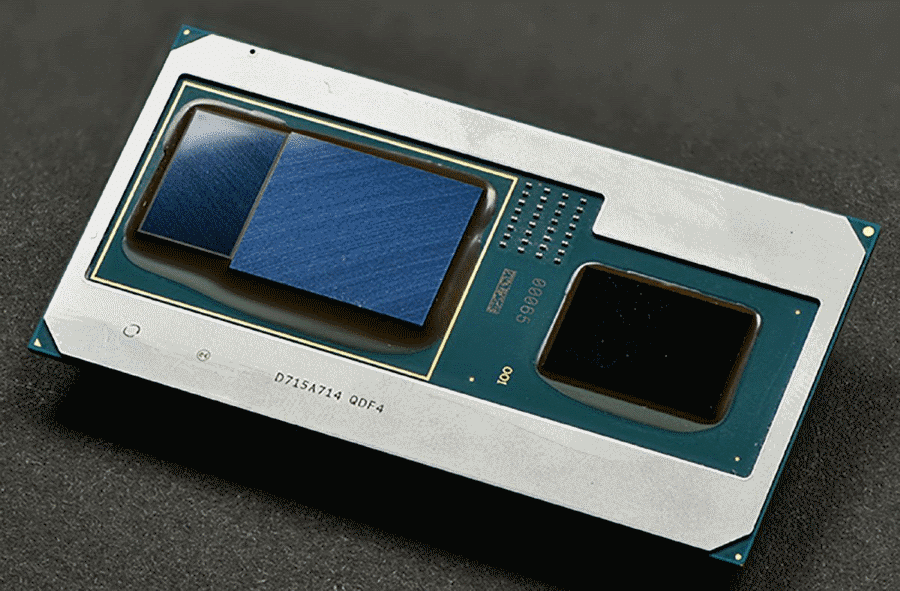 Intel Core AMD Radeon Vega M