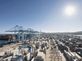 Joint Venture Maersk IBM New