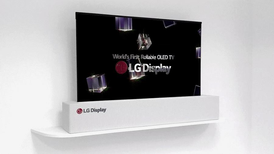 LG Display OLED 4K