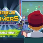 League of Gamers app