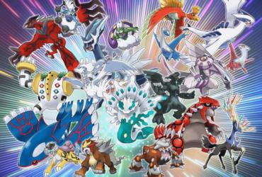 Legend Pokemon New