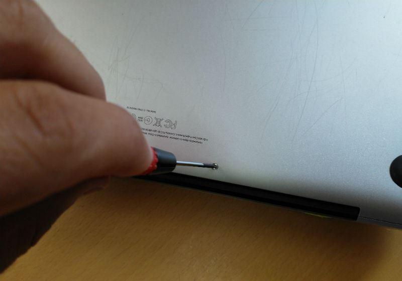 Macguia macbook SSD 5