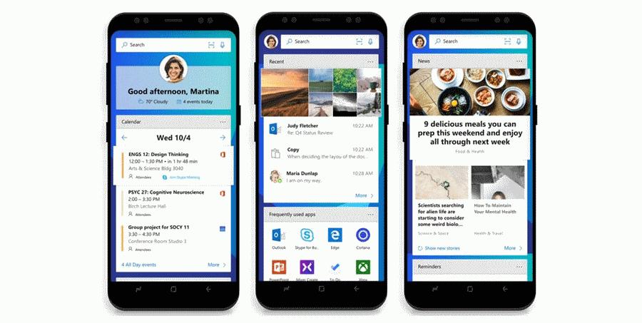 Microsoft Edge Android New