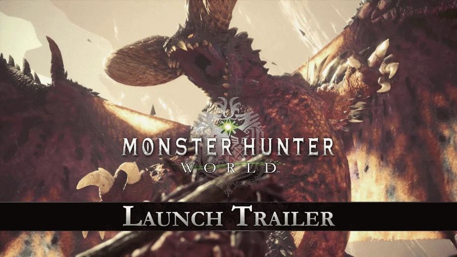 Monster Hunter World New