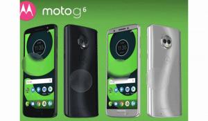 Moto G6 New