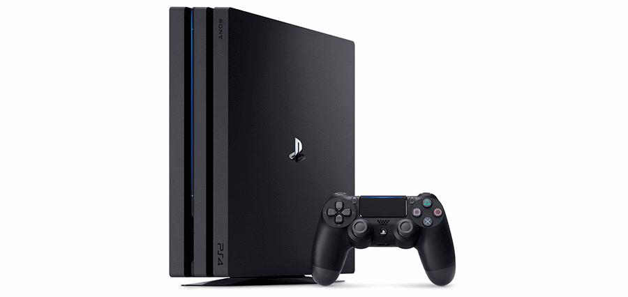 PS4 Pro New
