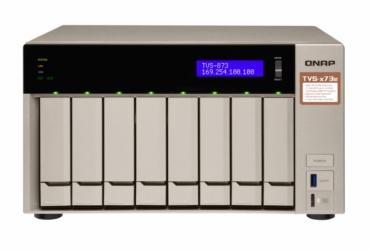 QNAP Systems NAS TVS x73e