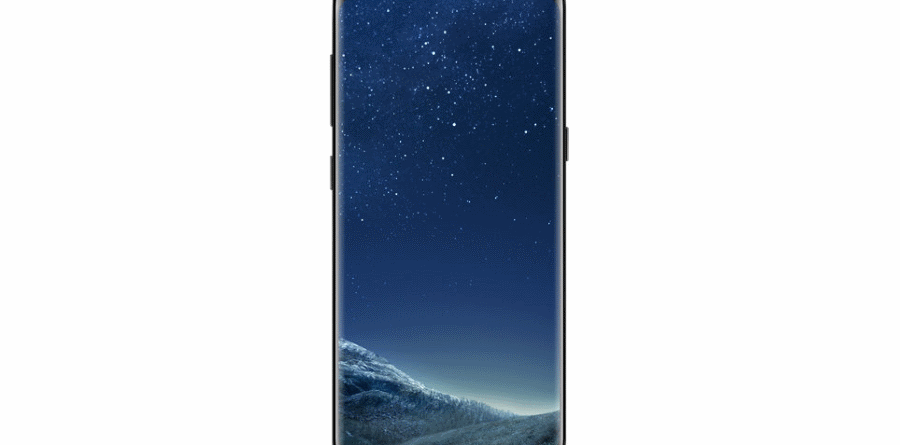 Samsung Galaxy S8 Front New