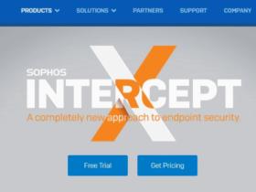 Sophos Intercept X New