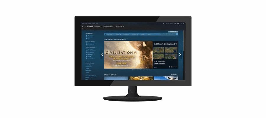 Steam Valve New
