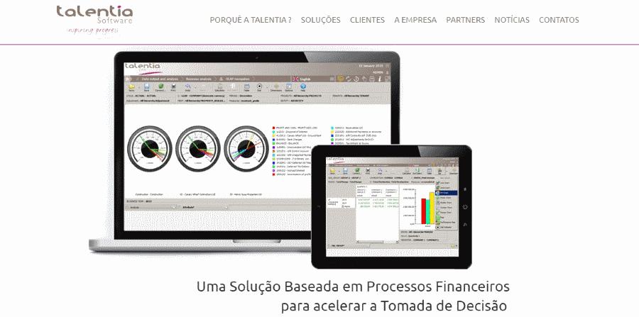 Talentia Software New