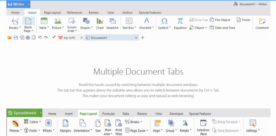WPS Office New