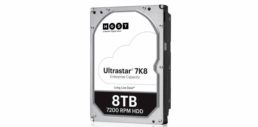 Western Digital Ultrastar New