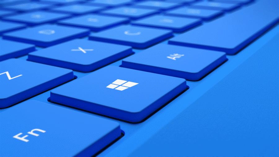 Windows 10 Keyboard Side
