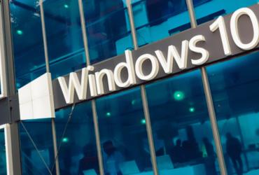Windows 10 Sign Wall