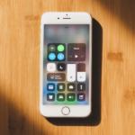 iOS 11 Phone Center