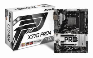 Motherboard ASRock X370 Pro4 disponível nas lojas europeias