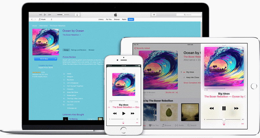Apple Music New