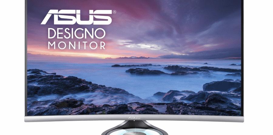 Asus Designo Curve MX32VQ asus - Asus Designo Curve MX32VQ 900x445 - Monitor curvo Asus Designo Curve MX32VQ já está disponível em Portugal