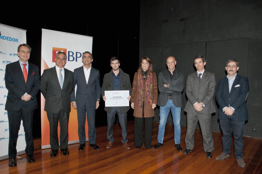 BPI Premio EmpreendedorXXI Vencedor Juri