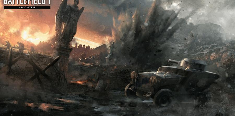 Battlefield 1 Apocalypse premium Detentores de Premium Pass para Battlefield 1 já podem aceder a novo DLC (Vídeo) Battlefield 1 Apocalypse 900x445