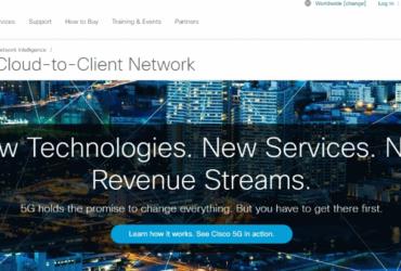 Cisco 5G Cloud