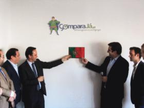 CompareEuropeGroup Inauguracao Sede