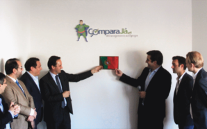 CompareEuropeGroup Inauguracao Sede