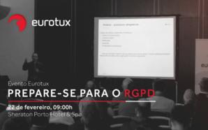 Eurotux Evento RGPD