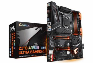 Gigabyte Aorus Z370 Ultra Gaming 2