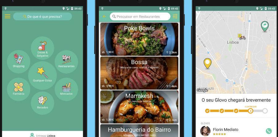 Glovo app glovo - Glovo app 900x445 - App do Dia – Glovo