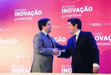 Jorge Graca NOS e Paulo Ferrao FCT