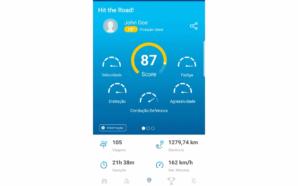 Nova app da Liberty Seguros avalia a condução automóvel dos…