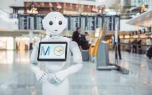 Lufthansa e aeroporto de Munique testam um robô no Terminal…
