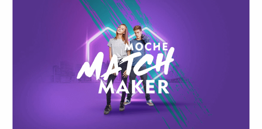 MOCHE MATCH MAKER New maker - MOCHE MATCH MAKER New 900x445 - MOCHE lança o MOCHE MATCH MAKER