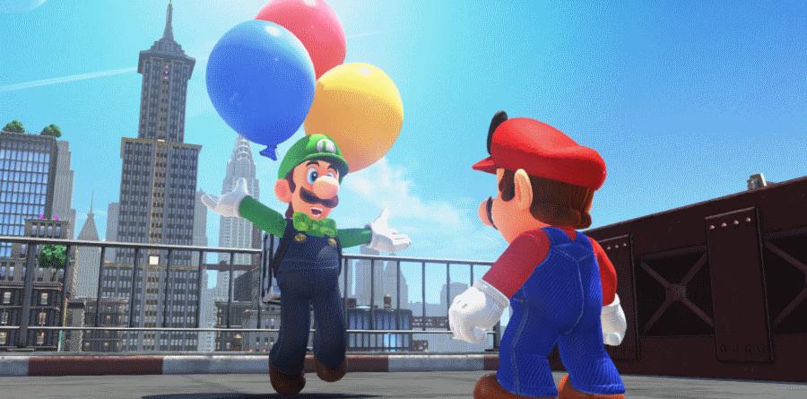 Nintendo Super Mario Odyssey odyssey Super Mario Odyssey recebe novos conteúdos gratuitos Nintendo Super Mario Odyssey 900x445