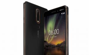 """Nokia 6 Back New sirocco Reveladas especificações do Nokia 8 """"Sirocco"""" Nokia 6 Back New 298x186"""