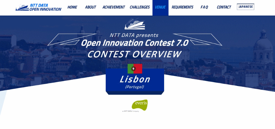Open Innovation Contest NTT DATA