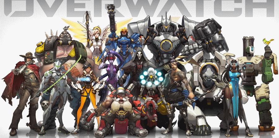 Overwatch New overwatch - Overwatch New 900x445 - Overwatch disponível gratuitamente entre os dias 16 e 19 de Fevereiro