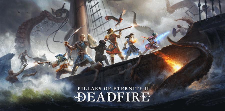 Pillars of Eternity II Deadfire deadfire - Pillars of Eternity II Deadfire 900x445 - Pillars of Eternity II: Deadfire a caminho da PS4, Xbox One e Nintendo Switch (Vídeo)