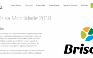 Premio Brisa Mobilidade 2018