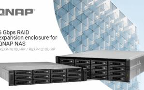 QNAP Systems REXP-x10U-RP série QNAP Systems expande série REXP-x10U-RP QNAP Systems REXP x10U RP 298x186