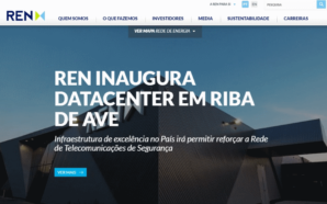 REN New riba REN inaugura data center em Riba de Ave REN New 298x186