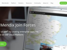 SAP Mendix